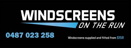 windscreens on the run Beenleigh Logan Area Preview
