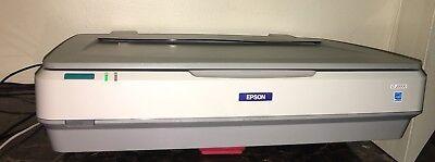 Epson GT-20000 Flachbett Scanner 600 Dpi 48- Bit Farbe Din A3 gebraucht kaufen  Versand nach Germany