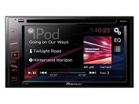 NEW Pioneer AVH 180 Stereo iPod/iPhone 6.2-Inch Touchscreen CD/DVD Tuner with USB/Aux-In/Video Out