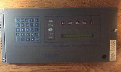 Johnson Controls IFC-2020 Notifier DIA-2020 Fire Alarm Panel Display Interface Alarm Control Interface