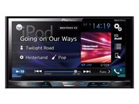 Pioneer Double Din 7-Inch Clear Type Wide-Angle Touchscreen Multimedia Player (Head Unit)