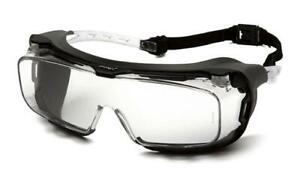 PROTECT YOUR EYES -- PYRAMEX® BALLISTIC RATED SAFETY GOGGLES -- Great for Airsoft Games
