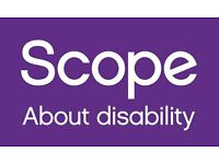 Street Fundraising Team Leader - Work for Scope! Experienced Fundraisers Wanted - £10-14ph