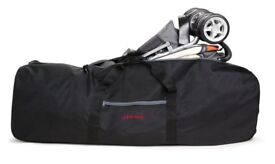 Diono Stroller Roller Wheeled Stroller Transport and Protection (Black) *NEW*