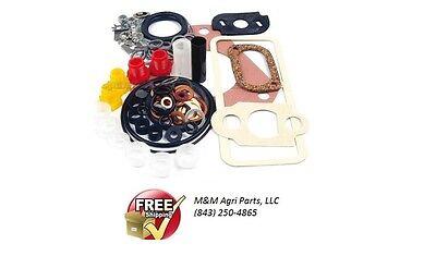 Cav Lucas Dpa Diesel Fuel Injection Pump Repair Gasket Seal Kit Mf Ford Tractors