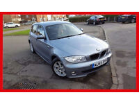 2005 BMW 1 Series 2.0 118i SE 5dr --- Automatic --- Hpi Clear --- Low Mileage --- aternate4 A3 Golf