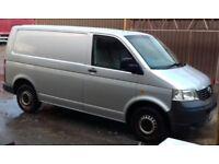 WV T5 Transporter Van 1.9L Diesel LOW MILEAGE