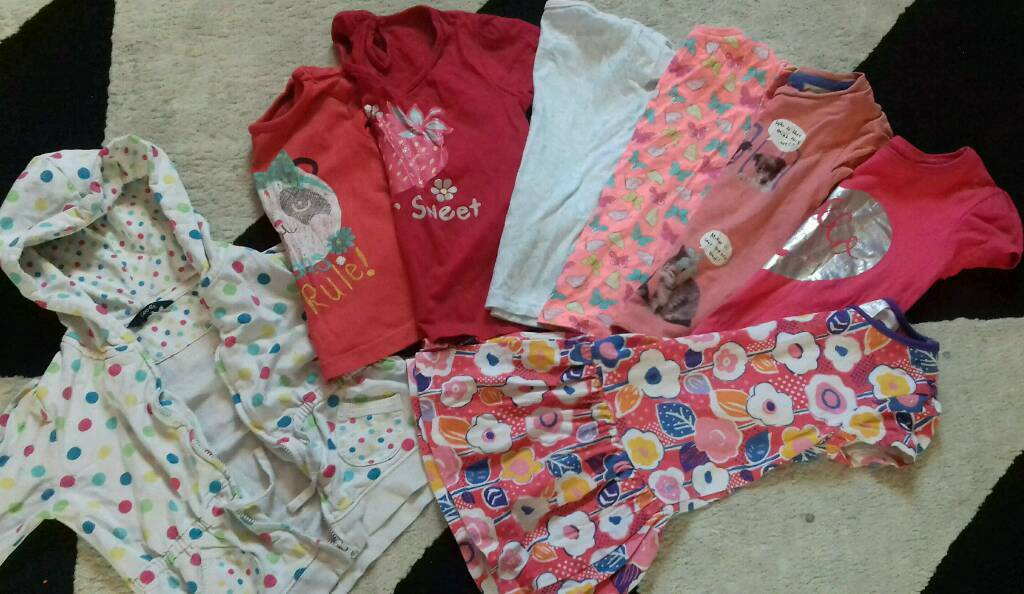 Girls bundle size 2 3in Speedwell, BristolGumtree - Girls bundle. Tops leggings jeans and dress all good £8Girls Adidas tracksuit. Hardly worn. Good clean condition some 2 3 £7Whole lot clothes plus tracksuit £12Collection only from speedwell