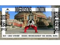 Innervisions @ Royal Albert Hall (5 x Tickets for sale)