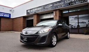 2011 Mazda MAZDA3 GX MANUAL NO ACCIDENT