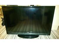 "42"" HITACHI TV for spares or repairs"