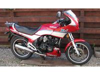 Yamaha XJ600 (pre Diversion) 1991 - low miles