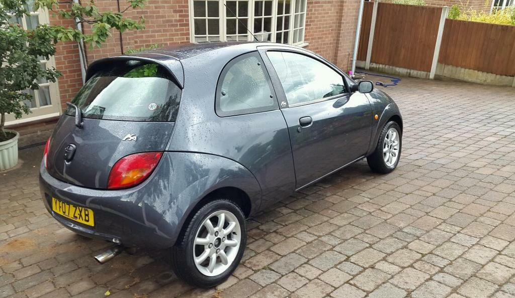 ford ka 2007 1 3 zetec in ravenshead nottinghamshire gumtree. Black Bedroom Furniture Sets. Home Design Ideas