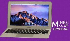 2015 1.4GHZ CORE i5 11' APPLE MACBOOK AIR LAPTOP COMPUTER 4GB RAM 128GB SSD - WARRANTY - MINKOS MACS