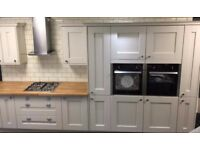 Shaker Style Kitchen Ex Showroom Display