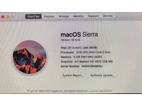 "Apple iMac 21.5"" Late 2009 Model (excellent condition)"