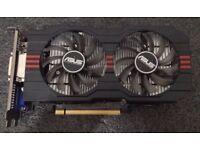 ASUS GeForce GTX 750 TI OC-2GD5 Graphics Card