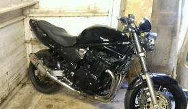 Bandit 750 open to offers