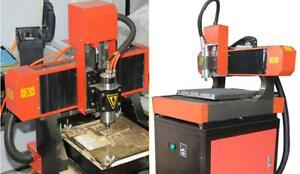 1.5kw Wood Acrylic CNC Router Engraving Drilling Machine 220v 017251