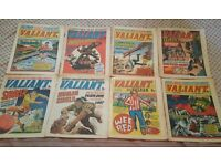 Vintage 70s Comic Books Valiant 29 Titles