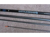 MIDDY BATTLEZONE 4M - 24 STRONG CARP MARGIN WHIP