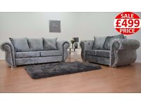 BRAND NEW WINDSOR 3 SEATER + 2 SEATER - FAST FREE U.K DELIVERY