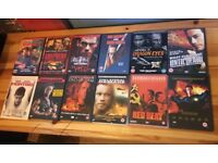 12 Top DVDS (bundle 5)