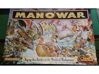 Games Workshop OOP Man O'War & Sea of Blood Expansion