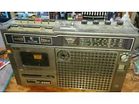 Vintage Sharp Radio GF-6000