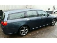 Honda accord estate 2.2 cdti