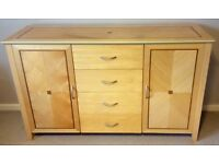 Attractive Sideboard For Sale £125 (Was £550 new)
