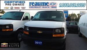 2017 Chevrolet Express Cargo Rear Glass