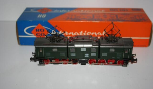 Roco Spur H0: 4139 Elektrolokomotive BR 191 099-1 der DB, OVP