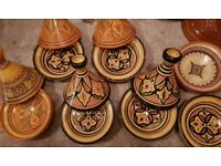 Beautiful handcrafted tagines for sale