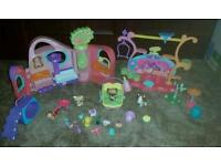 Littlest pet shop vet, circus set1