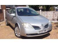 Nissan Primera 1.8 SVE 2002