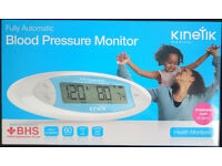 Blood Pressure Monitor (KINETIK Medical)