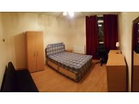 Large Double Room in W2 Paddington/Bayswater/Hyde Park Available