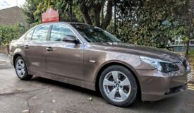 BMW 530d SE AUTOMATIC - IMMACULATE - FULL SERVICE HISTORY - LOW LOW MILES