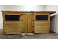 North Street Sheds Ltd We supply and install custom made shed/summerhouses