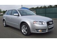 2006 AUDI A4 ESTATE 2.0 TDI - SERVICE HISTORY - 11 MONTHS MOT - PX WELCOME