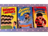 Dandy & Dennis the Menace Annuals
