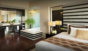 ( Mexico ) 3 Bedroom Suite ( King ) - In the GORGEOUS AZUL BEACH RESORT The Fives - Playa del Carmen, Mexico