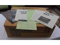 Tascam 244 Cassette Recorder. Spares or Repair
