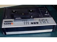 Telefunken M2000A hi-fi reel-reel tape recorder (In need of attention)
