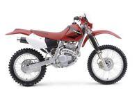 Honda XR 250 for sale