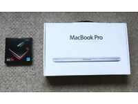 MacBook Pro (15-inch, Mid 2012) 2.3GHz i7, 16GB RAM, 500GB SSD, 500GB HDD