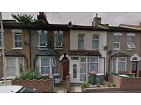 MUST SEE 3/4 BED HOUSE NOW IN FOREST GATE E7 MINUTES AWAY FROM STATION