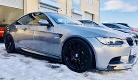 BMW M3 4.0 M3 2d AUTO 415 BHP (grey) 2011