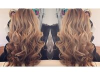 Hair dresser in Liverpool that's specialises in hair extensions and colours. Contact 07896128411